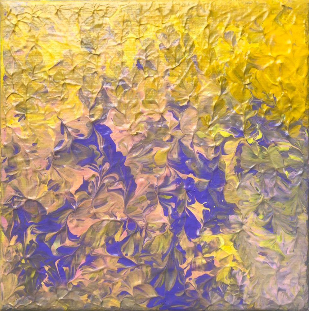 Mini-Yellow Flowers